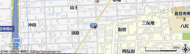 ローリーポップ周辺の地図
