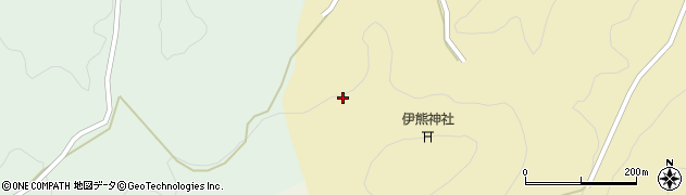 愛知県豊田市伊熊町(大細田)周辺の地図