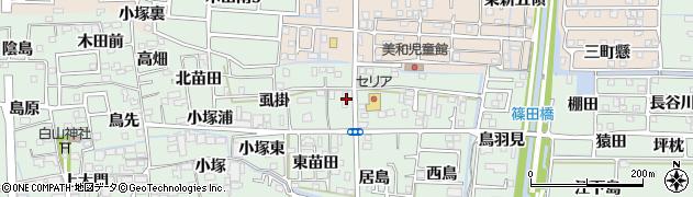 スナック舞周辺の地図