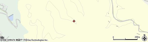 愛知県瀬戸市広久手町周辺の地図