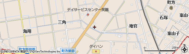花幸周辺の地図