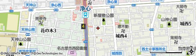 志の島茶屋周辺の地図