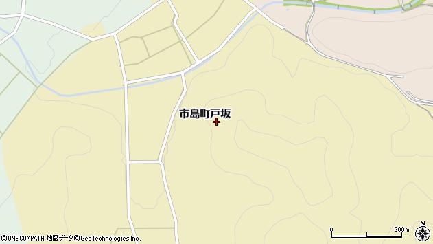 〒669-4333 兵庫県丹波市市島町戸坂の地図