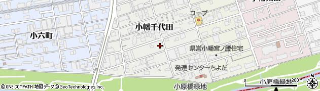 愛知県名古屋市守山区小幡千代田周辺の地図