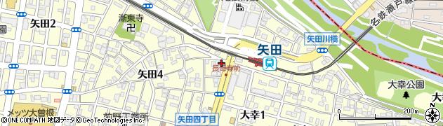 九州物産株式会社 喫茶部周辺の地図