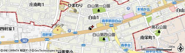 串家酒房集周辺の地図