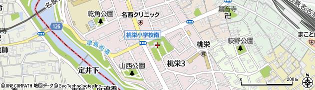 長谷院周辺の地図