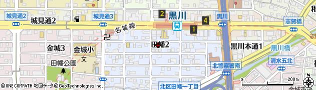 八久茂寿司周辺の地図