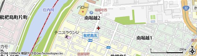有限会社御影周辺の地図