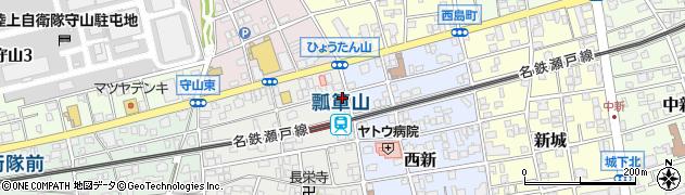 有限会社一休周辺の地図