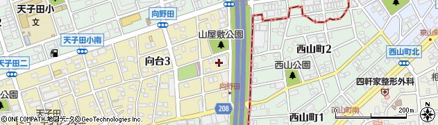 株式会社食文化研究所周辺の地図