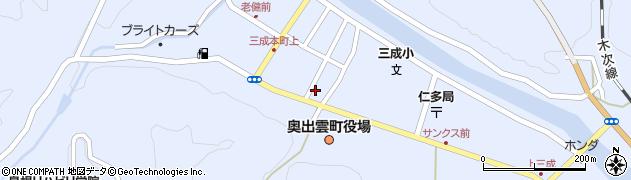 すし処賀松園周辺の地図