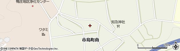 最明寺周辺の地図