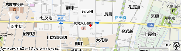 どんきゅう美和店周辺の地図