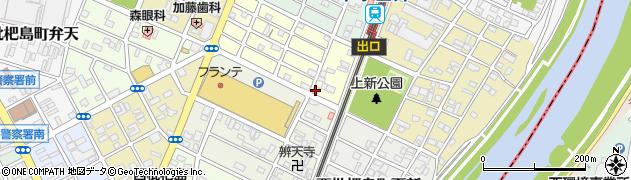 株式会社松下屋周辺の地図