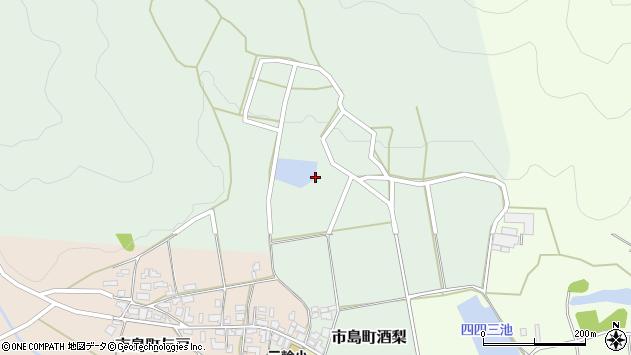 〒669-4337 兵庫県丹波市市島町酒梨の地図