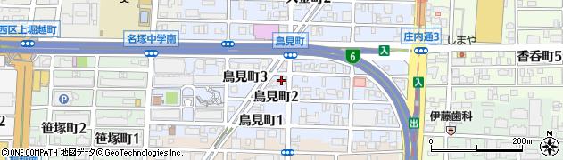 シエル周辺の地図
