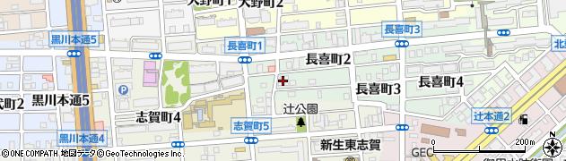 カラオケ・ラーク周辺の地図