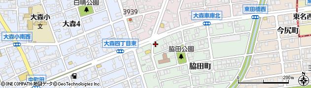 株式会社レ・ヴァン周辺の地図