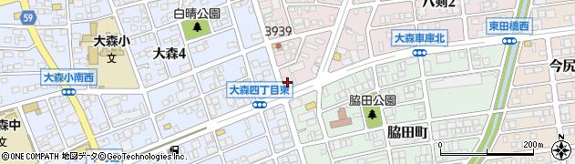 カラオケ喫茶・ニュー万桐花周辺の地図