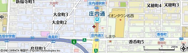 フレンズ周辺の地図