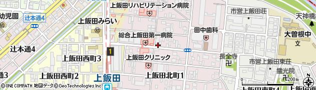 弁慶や周辺の地図