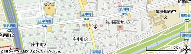 華野周辺の地図
