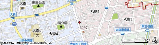 スナックゆかり周辺の地図