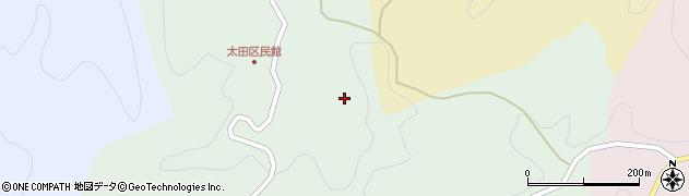 愛知県豊田市伯母沢町(跛屋敷)周辺の地図