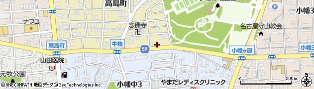 5・2HOUSE周辺の地図