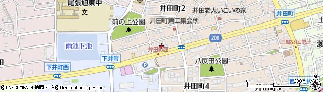 ピザーラ尾張旭店周辺の地図