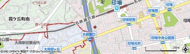 喫茶・棒の手 貸ホール周辺の地図
