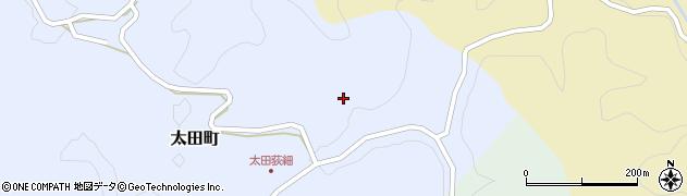 愛知県豊田市太田町(小羽祢)周辺の地図