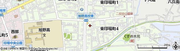 株式会社EISENDO周辺の地図