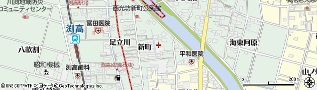 有限会社ウオトキサービス周辺の地図