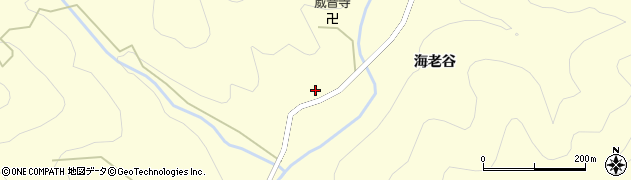 京都府南丹市日吉町四ツ谷(風呂ノ本)周辺の地図