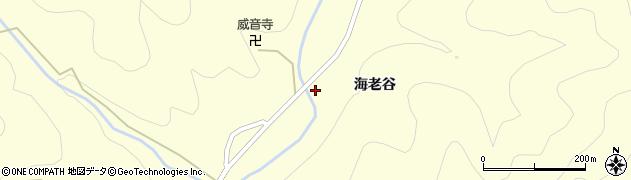 京都府南丹市日吉町四ツ谷(森本堰)周辺の地図