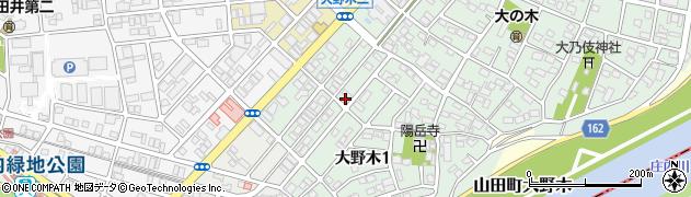 ハウスホールド周辺の地図