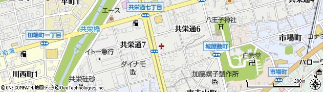 フレーズ周辺の地図