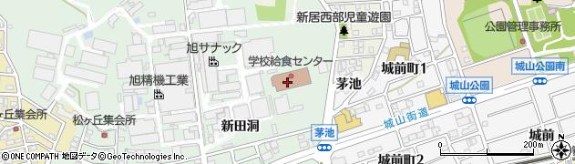 株式会社ミノヤランチサービス 尾張旭店周辺の地図