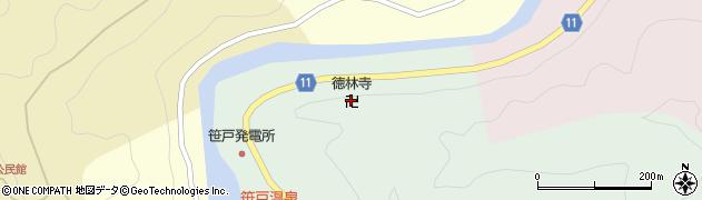 愛知県豊田市笹戸町(出口)周辺の地図