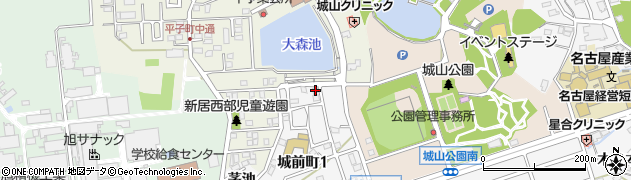 か・な・ぶーん周辺の地図