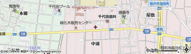 カフェ&パスタピアモント周辺の地図