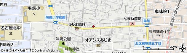 ムーミン周辺の地図