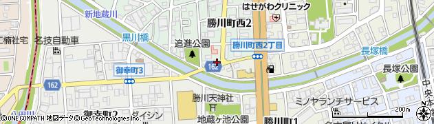 春周辺の地図