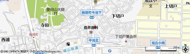 魚正周辺の地図