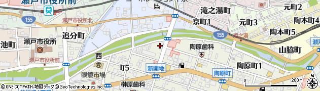 喫茶・寿周辺の地図