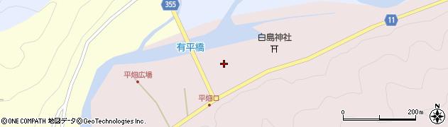 愛知県豊田市有間町(見竹)周辺の地図