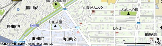 末元周辺の地図