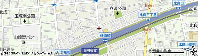 たろう寿司周辺の地図
